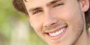 man with emergency dentistry in Lynchburg VA